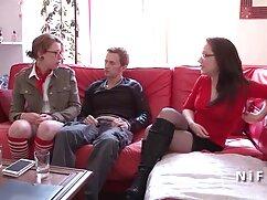 با pigtails لعنتی در دانلود فیلم سکسی با کیفیت hd طبیعت.