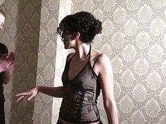 در یک قطره با یک مدل فیلمسکسی باکیفیت به شوهرش جوراب سفید